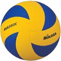 Мяч для волейбола Mikasa MVA380K Blue/Yellow