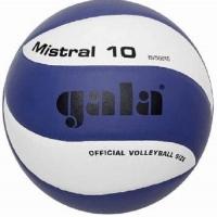 Мяч для волейбола Gala Mistral 10 BV5661S White/Blue
