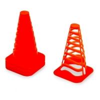 Конусы тренировочные Slotted Cones x6 TC Quickplay