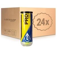 Мячи для тенниса Dunlop Pro Tour 3b Box x72 602200
