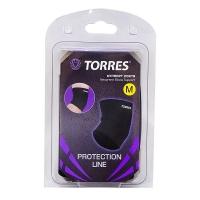 Суппорт локоть PRL6008 TORRES Black