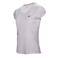 Футболка Babolat T-shirt JG Core Flag Club 3GS17011 White