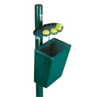 Корзина для мусора 41232 Universal Green