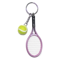 Брелок Taan Keychain Mini Racket KEY1320PP Lilac