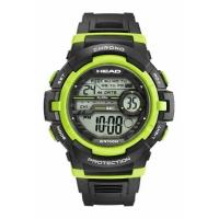 Часы Head Rally HE-112-01 Dark Grey/Lime