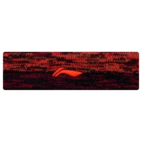 Повязка Li-Ning Headband AQAN032-2 Black/Orange