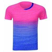 Футболка Li-Ning T-shirt JU AAYN108-3 Blue/Pink