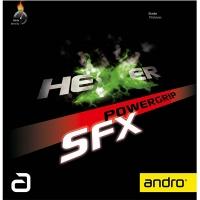Накладка ANDRO Hexer Powergrip SFX