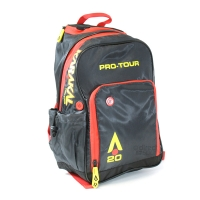 Рюкзак Karakal Pro Tour 20 Black/Red KZ97905