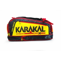 Чехол 10-12 ракеток Karakal Pro Tour Elite-X Black/Yellow KZ97900