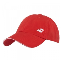 Кепка Babolat Basic Logo 5US18221 Bright Red