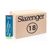 Мячи для тенниса Slazenger Championship Hydroguard 4b Box x72 340824
