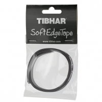 Торцевая лента Tibhar 0.34m/10mm Soft Edge Tape x1 Black