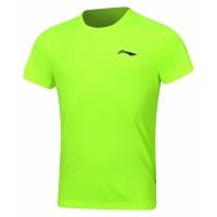 Футболка Li-Ning T-shirt JU AAYP068-4 Light Green
