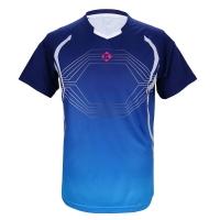 Футболка Kumpoo T-shirt W KW-9205 Blue