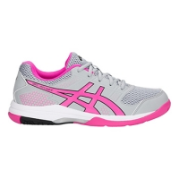 Кроссовки Asics Gel-Rocket 8 Lady Grey/Pink