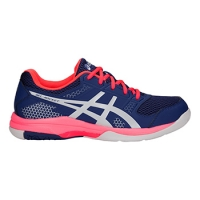 Кроссовки Asics Gel-Rocket 8 Lady Dark Blue/Coral