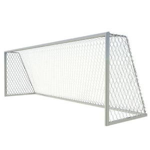 Ворота футбольные 7.32x2.44m переносные d100mm x2 IMP-A316