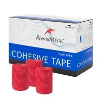 Тейп REHABMEDIC Cohesive Tape 75x4600mm x20 RMV0213RD Red
