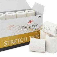 Тейп REHABMEDIC Stretch Tape 50x4600mm x24 RMV0222WH White