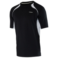Футболка Head T-shirt M Club Tech 811349 Black