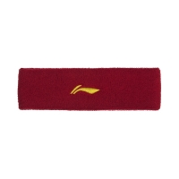 Повязка Li-Ning Headband AQAP016-4 Red