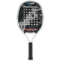 Ракетка для пляжного тенниса Quicksand No Look Black 2019 Glipper Treatment