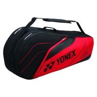 Чехол 4-6 ракеток Yonex 4926EX Black/Red