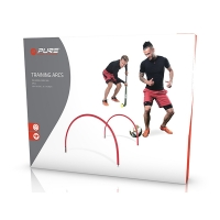 Тренировочные барьеры-арки Passing Arcs x6 P2I100450 PURE2IMPROVE