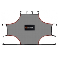 Тренировочная футбольная сетка Indoor Practice Net PURE2IMPROVE P2I150080