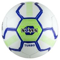 Мяч для футбола Novus Junior Turbo PVC White/Blue