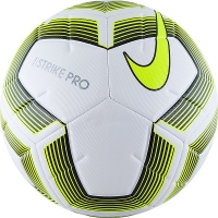 Мяч для футбола Nike Strike Pro TM SC3936-100 White/Green