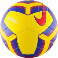 Мяч для футбола Nike Strike Team SC3535-710 Yellow/Pink