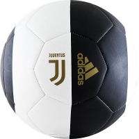 Мяч для футбола Adidas Capitano Juve DY2528 White/Black