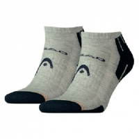 Носки спортивные Head Socks Performance Sneaker x2 170016 Gray/Blue