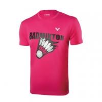 Футболка Victor T-shirt U T-80026/Q Pink