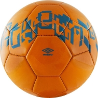 Мяч для футбола Umbro Veloce Supporter 20905U-GK7 Orange/Blue