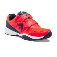 Кроссовки Head Junior Sprint Velcro 2.5 Kids NRDB Red/Blue 275209