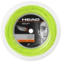 Струна для сквоша Head 110m Reflex Squash 281216 Yellow