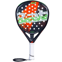 Ракетка для Paddel Babolat Viper Lite 150068 Orange/Green