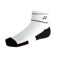 Носки спортивные Yonex Socks 8423 x3 White/Black