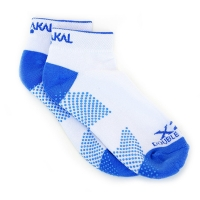 Носки спортивные Karakal Socks X2+ Trainer x1 KC536 White/Blue