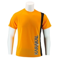 Футболка Karakal T-shirt M Club Tee KC8051 Orange/Black
