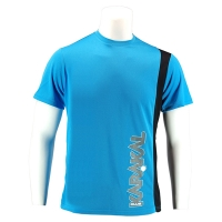 Футболка Karakal T-shirt M Club Tee KC8052 Blue/Black