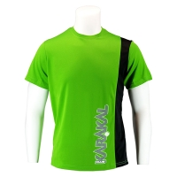 Футболка Karakal T-shirt M Club Tee KC8053 Green/Black