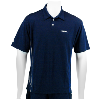 Поло Karakal Polo Shirt M Leon KC563N Dark Blue