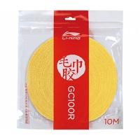 Обмотка для ручки Li-Ning Towel Grip GC100R 10m Yellow AXJP012-2