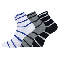 Носки спортивные Li-Ning Socks AWSP197-1 Man x3 Assorted