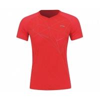 Футболка Li-Ning T-shirt W AAYP134-4 Red