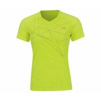 Футболка Li-Ning T-shirt W AAYP134-2 Yellow